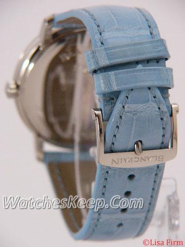 Blancpain Villeret 4063-1560-55 Mens Watch