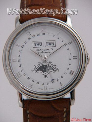 Blancpain Villeret 6553-1127a-55 Mens Watch