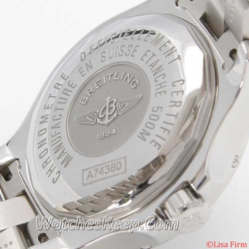 Breitling Avenger A748G98PRS Mens Watch