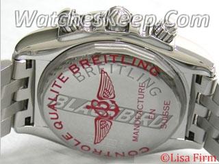 Breitling Blackbird A4435910/C818 Mens Watch