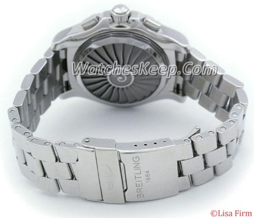 Breitling Crosswind Special A783G53PRS Mens Watch