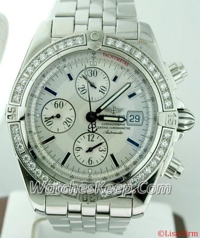 Breitling Evolution A1335653/A569 Mens Watch