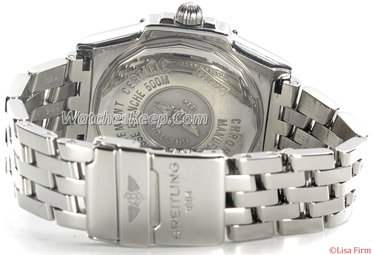 Breitling Headwind A45355 Mens Watch