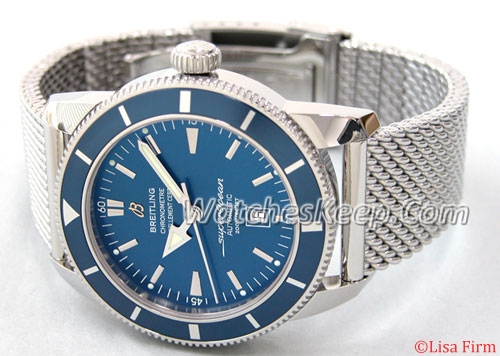 Breitling SuperOcean A1732024/C734-SS Mens Watch