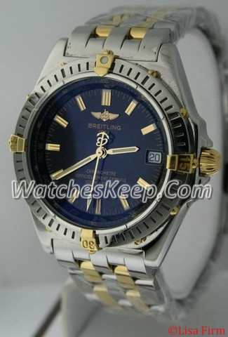 Breitling Wings B10350 Automatic Watch
