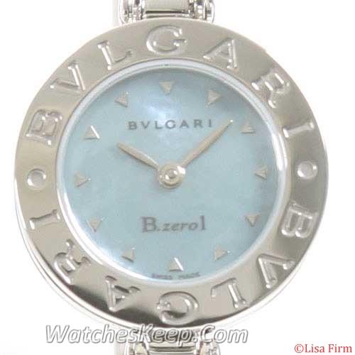 Bvlgari Bangle BZ22C31SS Mens Watch