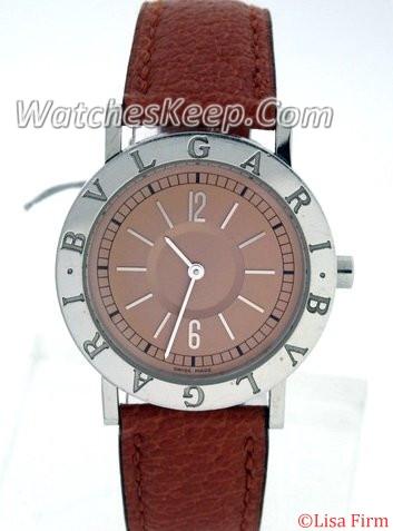 quality design a495a 30a68 Bvlgari Bvlgari BB 33 SLD Midsize Watch