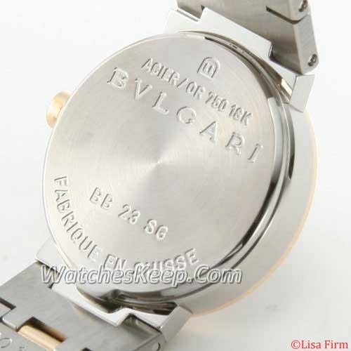 Bvlgari Bvlgari BB23SGD Mens Watch