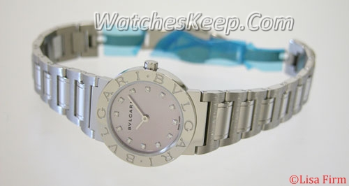 Bvlgari Diagono BB26C11SS/12/N Mens Watch