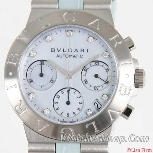 Bvlgari Diagono CH35C3SLD Mens Watch