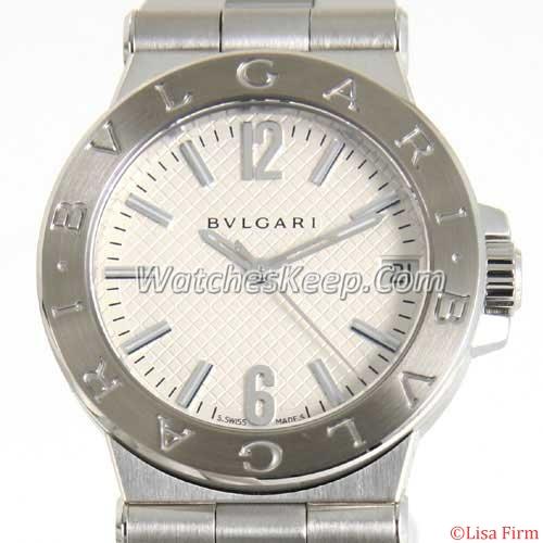 Bvlgari Diagono DG29C6SSD Mens Watch