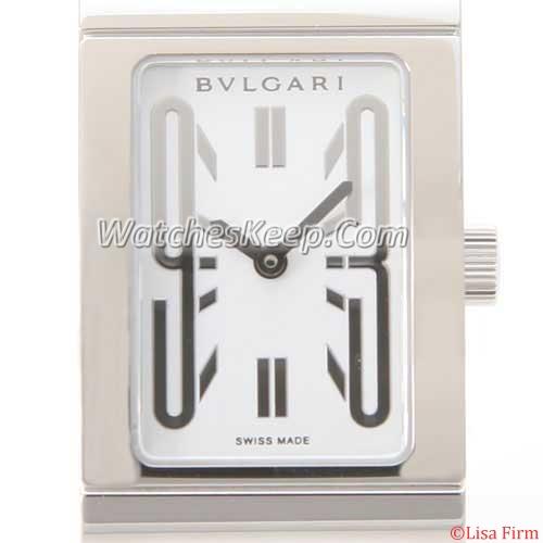Bvlgari Rettangolo RT39SS Automatic Watch