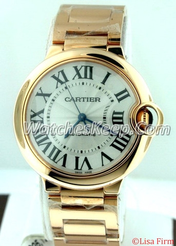 Cartier Ballon Bleu W69004Z2 Midsize Watch