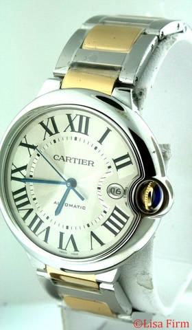 Cartier Ballon Bleu W69009Z3 Automatic Watch