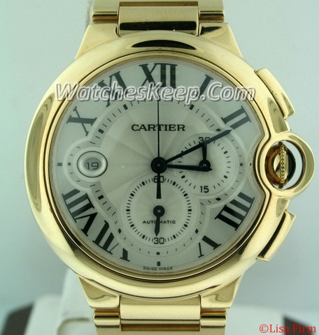 Cartier Ballon Bleu W6920008 Mens Watch