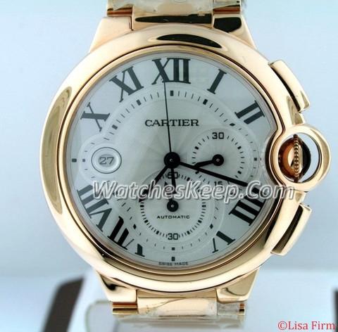 Cartier Ballon Bleu W6920010 Mens Watch