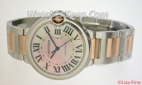 Cartier Ballon Bleu W6920033 Mens Watch