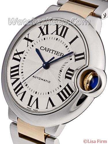 Cartier Ballon Bleu W6920047 Mens Watch