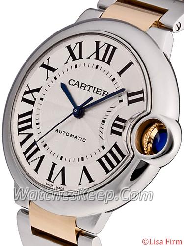 Cartier Ballon Bleu W6920047 Unisex Watch