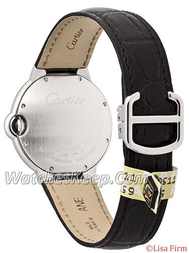 Cartier Ballon Bleu WE900651bl Mens Watch