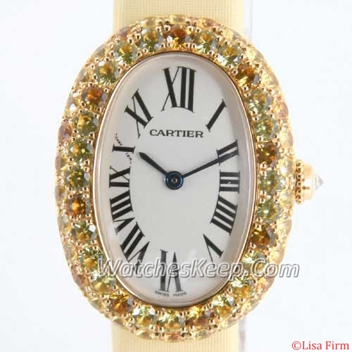 Cartier La Dona de WB513131 Mens Watch