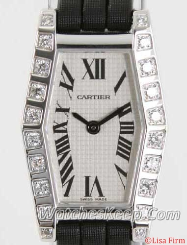 Cartier La Dona de WJ200538 Ladies Watch
