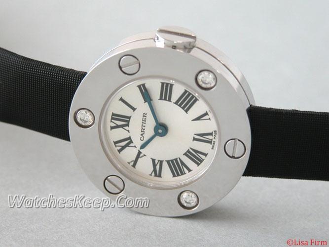 Cartier La Dona de zWE800131 Mens Watch