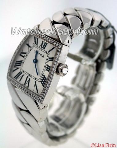 Cartier La Dona WE60019G Ladies Watch