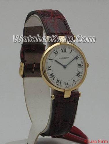 Cartier Must 21 83734553 Mens Watch