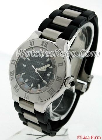 Cartier Must 21 W10147U2 Automatic Watch