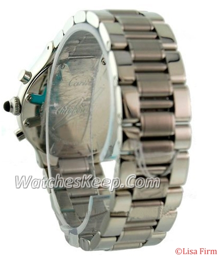 Cartier Must 21 W10172T2 Ladies Watch
