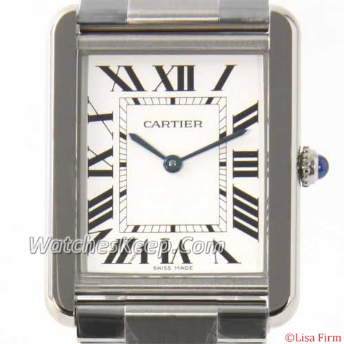 Cartier Must 21 W5200014 Mens Watch