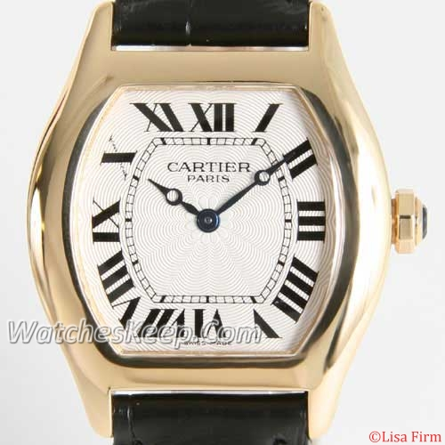 Cartier Panthere W1540151 Mens Watch