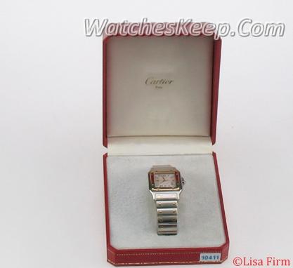 Cartier Pasha CA-10411S Ladies Watch