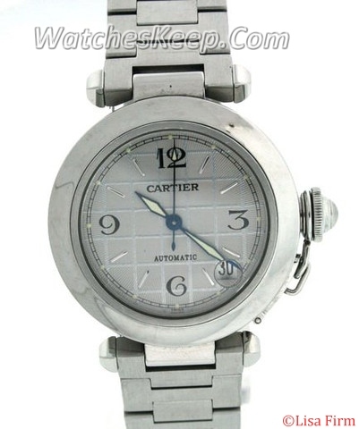 Cartier Pasha W31074M7 Automatic Watch