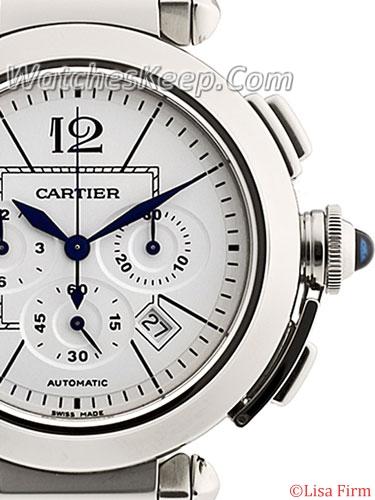 Cartier Pasha W31085M7 Automatic Watch
