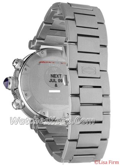 Cartier Pasha W31089M7 Mens Watch