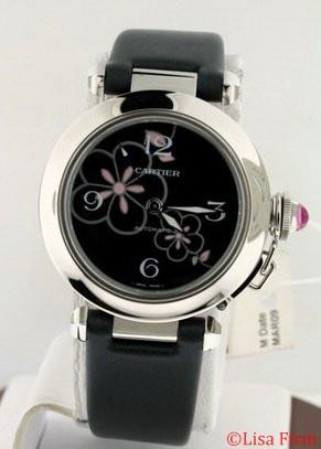 Cartier Pasha W3109699 Ladies Watch