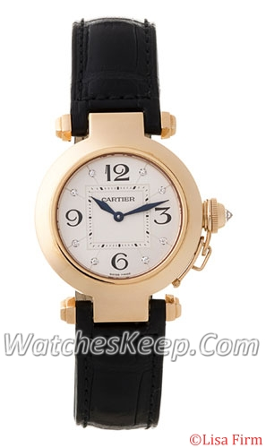 Cartier Pasha WJ11913G Mens Watch