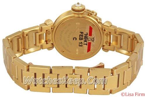 Cartier Pasha WJ124014 Mens Watch