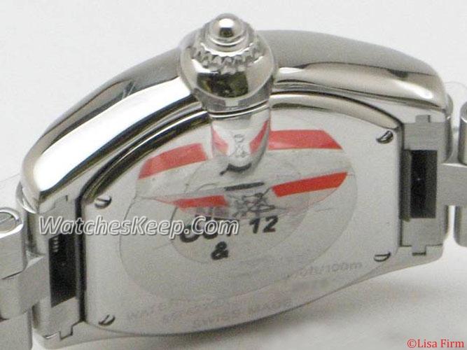 Cartier Roadster W62016V3 Mens Watch
