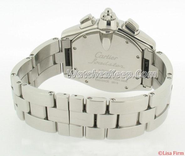 Cartier Roadster W62020X6 Mens Watch