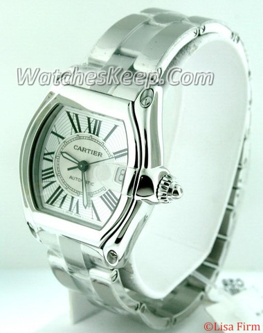 Cartier Roadster W62025V3 Automatic Watch