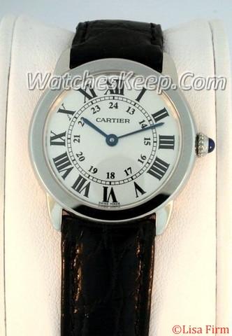 Cartier Ronde Louis W6700155 Ladies Watch