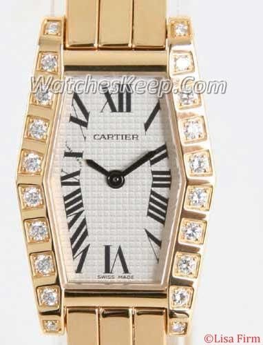 Cartier Ronde Solo WJ2008X3 Ladies Watch