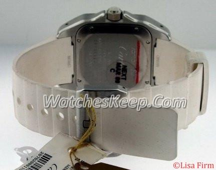 Cartier Santos 100 W20122U2 Midsize Watch