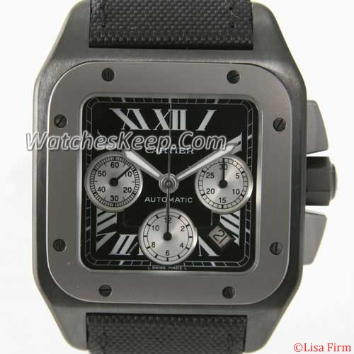 Cartier Santos W020005 Mens Watch