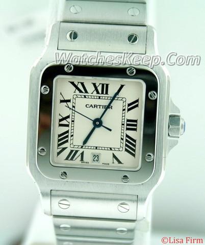 Cartier Santos W20060D6 Mens Watch
