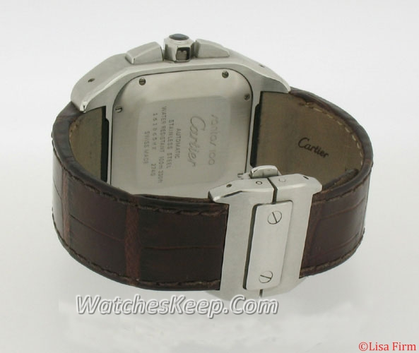 Cartier Santos W20090X8 Mens Watch
