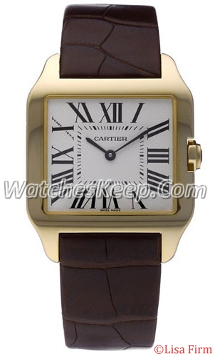 Cartier Santos W2009351 Mens Watch